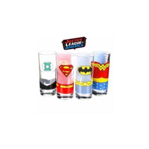Oficjalnie licencjonowane kubki DC Comics.