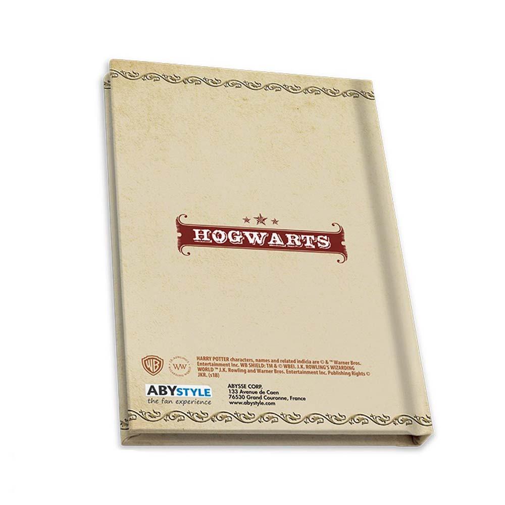 notes harry potter hogwart