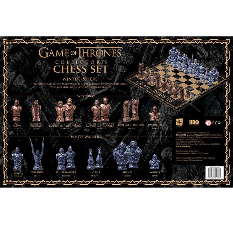 szachy z oryginalną licencją gra o tron