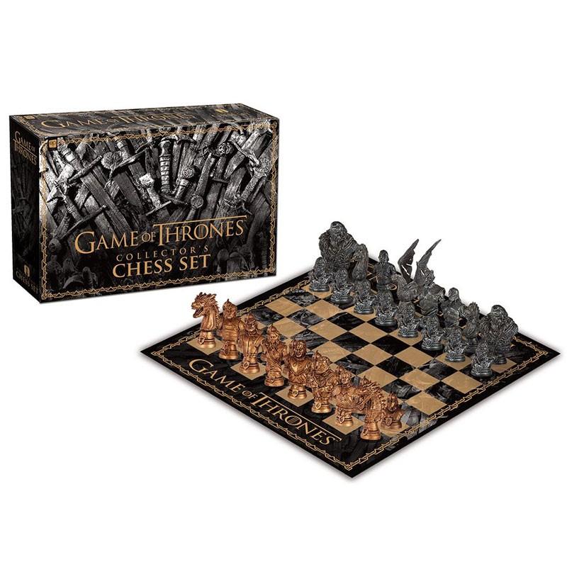 szachy dla fana gry o tron