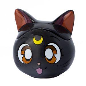 kubek w kształcie kota Luna