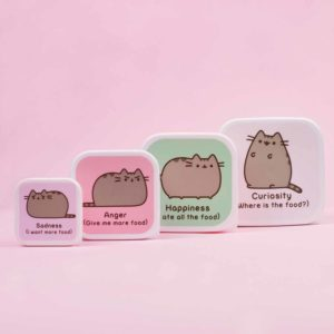 snack box pusheen