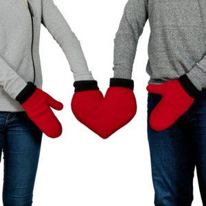 rękawiczki dla dwojga