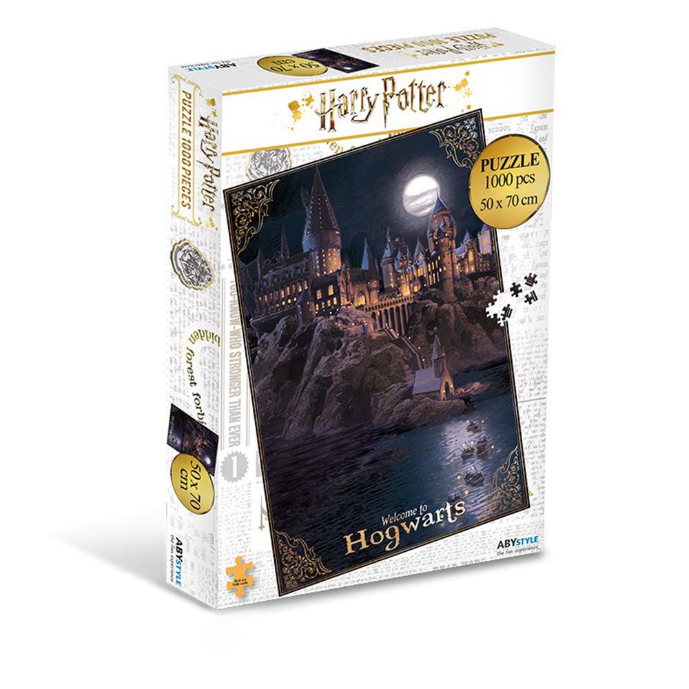 puzzle hogwart